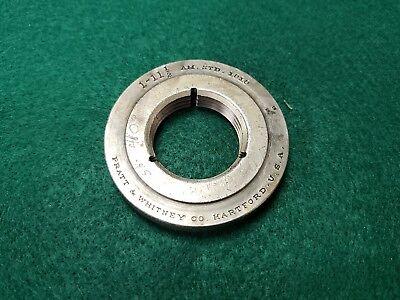 1- 11-12 Npt Pipe Taper Thread Ring Gage Npt