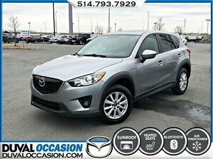 2014 Mazda CX-5 GS + AWD + TOIT OUVRANT + BLUETOOTH