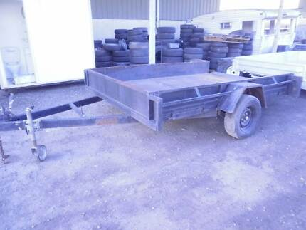 "10' X 6'6"" BOX TRAILER FOR SALE, GEELONG Moolap Geelong City Preview"