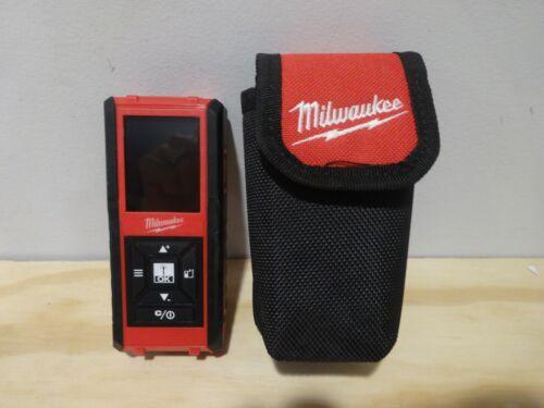 Milwaukee 330 ft. Laser Distance Meter Model #48-22-9803