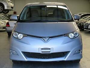 2006 Toyota Estima  tarago Van  Minivan 3.5L 8 seater Bayswater Knox Area Preview