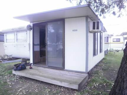 SOLID CARAVAN ANNEXE FOR SALE, GEELONG, MELBOURNE, VICTORIA Moolap Geelong City Preview