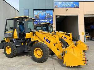 NEW ARRIVING!2021 UHI Machinery LG938 5.2T 100HP  Free 4IN1 GP Forks Archerfield Brisbane South West Preview