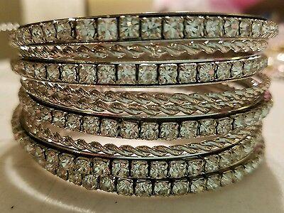 Limited Crystal stackable bracelet  (11 separate bracelets)