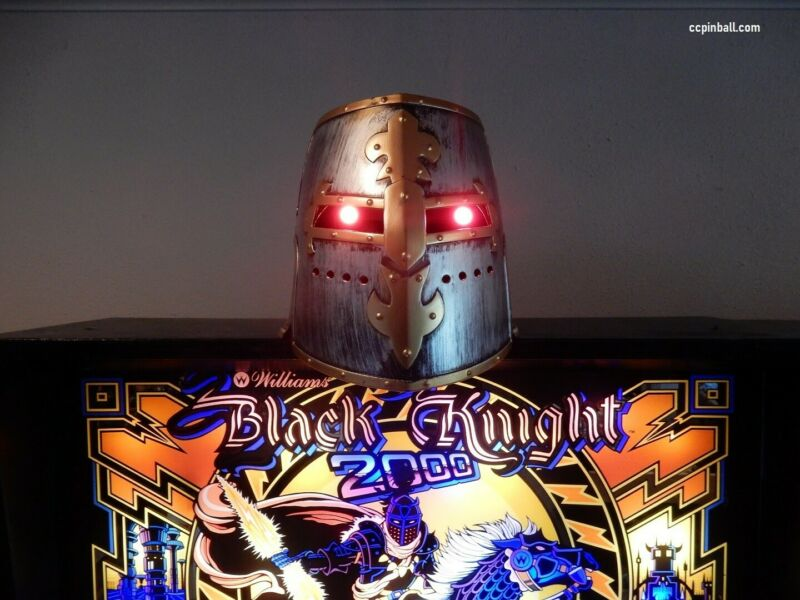 Black Knight / BK 2000 Pinball Topper