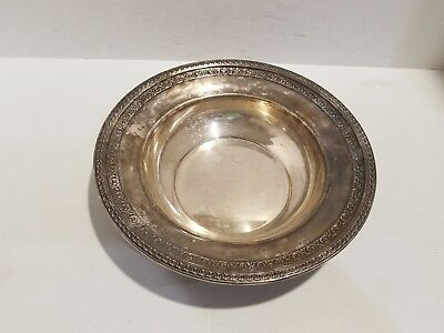 "Vintage Reed & Barton # 1203 Silverplate 10"" Seving Bowl"