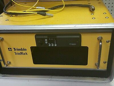 Trimble Trimmark With Trimtalk Modem Reference Station A25572-cw