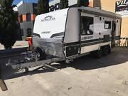 Custom built 2018 Aussie Spirit Kokoda caravan McCrae Mornington Peninsula Preview