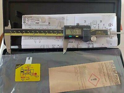 Mitutoyo Japan 500-196-2030 150mm6 Absolute Digital Digimatic Vernier