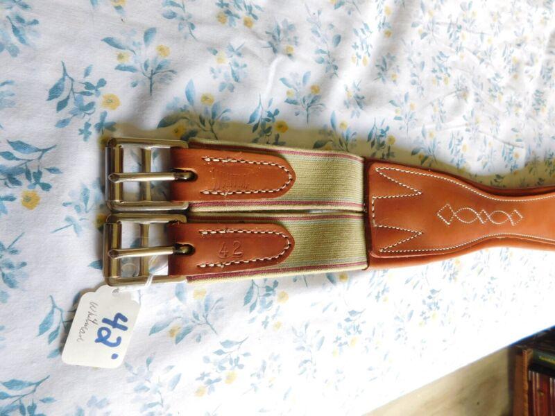 "Whitman Leather Girth 42"""