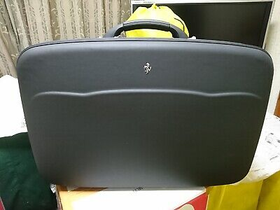 FERRARI F430 Bag Trunk case Original Schedoni Baggage UNUSED