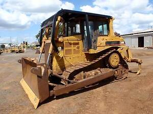 CATERPILLAR D6H III 1995 LAST OF SERIES 3306DI ENGINE Glenvale Toowoomba City Preview