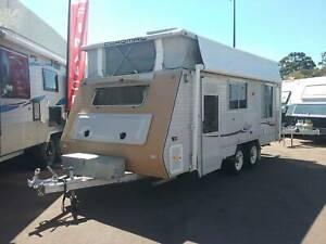 2008 Coromal Excel 541 Pop Top Caravan Barragup Murray Area Preview