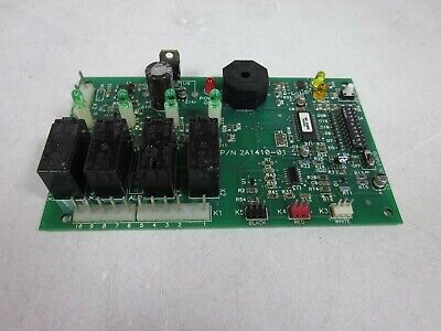 Control Products Hoshizaki 2a1410 Hos-001as-99 Control Board Untested As-is