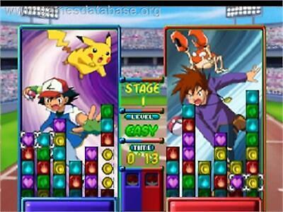 Pokemon Puzzle League PAL N64