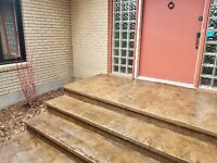 High quality, affordable concrete work of any size! Free quotes