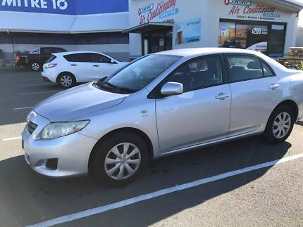 2007 Toyota Corolla Sedan - Auto - Rego - Driveaway Birkdale Redland Area Preview