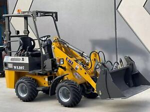 UHI UWL807 UK Perkins 25HP 600kg loading capacity agriculture mini Loader Chipping Norton Liverpool Area Preview