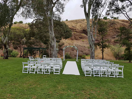 Wedding in paralowie 5108 sa party hire gumtree australia free americana chairs to hire for 290 junglespirit Image collections