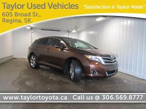 2015 Toyota Venza V6 Limited Package