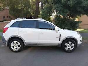 2012 Holden Captiva 5 , auto, low kilometers, only for $9999 Wollongong Wollongong Area Preview