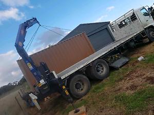 Crane truck hire Craigieburn Hume Area Preview
