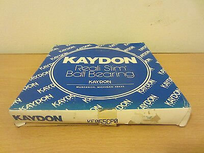 Kaydon Kf055cp0 Open Reali Slim Bearing Type C Radial Contact