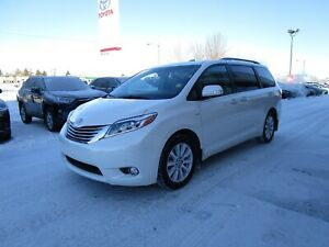 2017 Toyota Sienna Limited 7-Passenger Limited AWD, Toyota Ce...