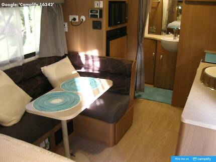 Caravan FOR HIRE in Jewells from $70/night [16342]