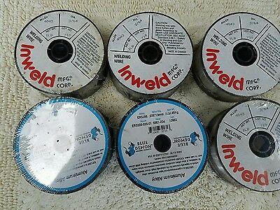 6 Spools Aluminum Welding Wire