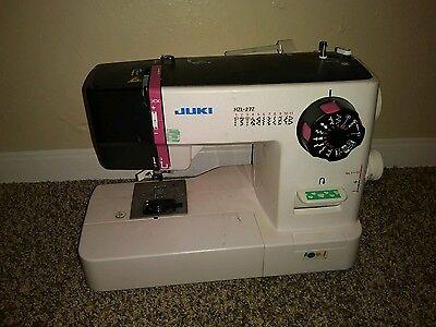 JUKI HZL-27Z Succinct Lightweight Portable Home Sewing Machine