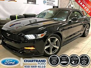 Ford Mustang Cabriolet - Convertible Décapotable 2 portes V6