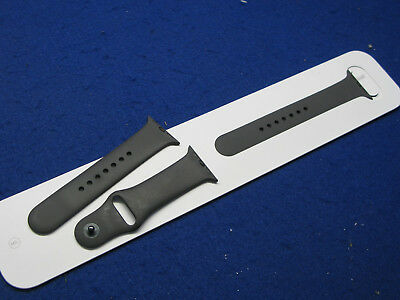 Official Apple Watch Sports Band 38mm Strap GRAY  M/L & S/M 3 PART #334