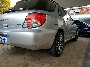 Subaru Impreza Nollamara Stirling Area Preview