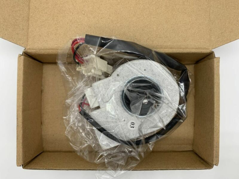 for Samsung refrigerator fan motor ZWF-02-4 50240401000Q 2100RPW 12V 4W