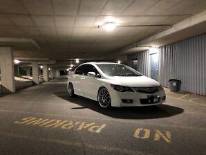 2009 Acura CSX Type-S