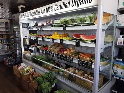 Fruit & Veggie Fridge + Retail Fridge + Home appliances