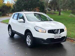 2011 NISSAN DUALIS ST J10 SERIES II  AUTO 3 MONTHS REGO Torrensville West Torrens Area Preview