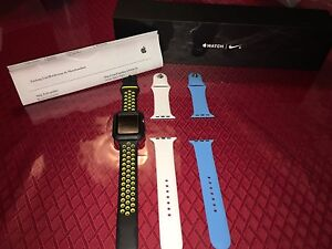 Apple Watch Serie 2 Édition Nike