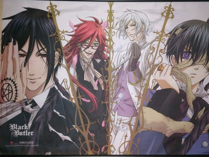 Black Butler: Season Two Wall Tapestry
