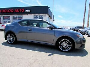 2013 Scion tC Sports Coupe 6 Speed Sunroof Certified 2YR Warrant