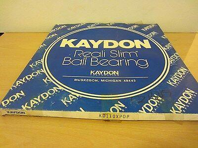 Kaydon Kd110xp0p Open Reali Slim Bearing Type X Four-point Contact