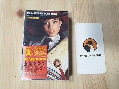ALICIA KEYS - SONGS IN A MINOR CASSETTE TAPE KOREA EDITION SEALED