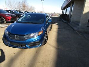 2015 Honda Civic EX Taylor Certified, Command Start
