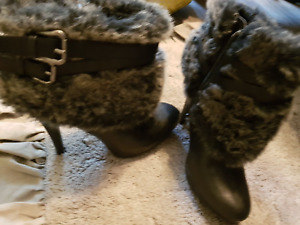 Booties size 6