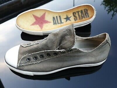Converse x john varvatos All Star,(slip on) 12, rare, imported from the states
