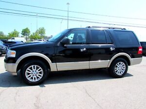 2009 Ford Expedition Eddie Bauer 4WD 8 PASSENGER LEATHER CAMERA