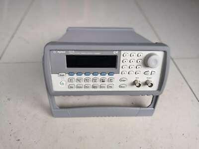 Keysight Agilent 33210a 10mhz Functionarbitrary Waveform Generator Working