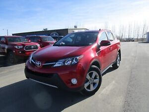 2015 Toyota RAV4 XLE One Owner, Taylor Certified
