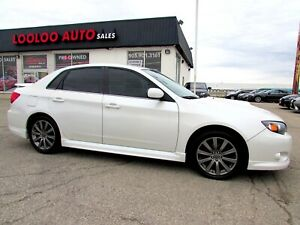 2010 Subaru Impreza WRX WRX 5 SPEED AWD CERTIFIED